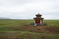 Outside Erdene Dsuu