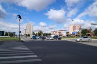 Chinggis Avenue