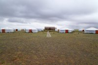 Mongolian Gobi Luxury Tourist Camp