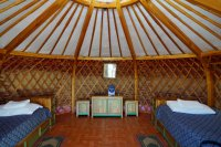 Yurt in Secret of Ongi